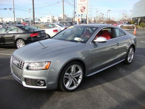 2011 Audi S5 Top ride