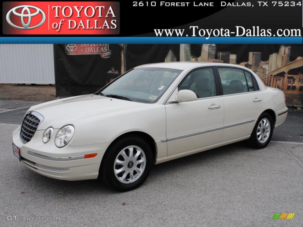 2004 pearl white kia amanti 41934544 car. Black Bedroom Furniture Sets. Home Design Ideas
