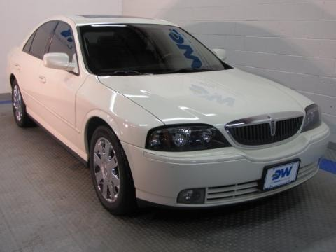 2003 Lincoln LS V8 Data, Info and Specs