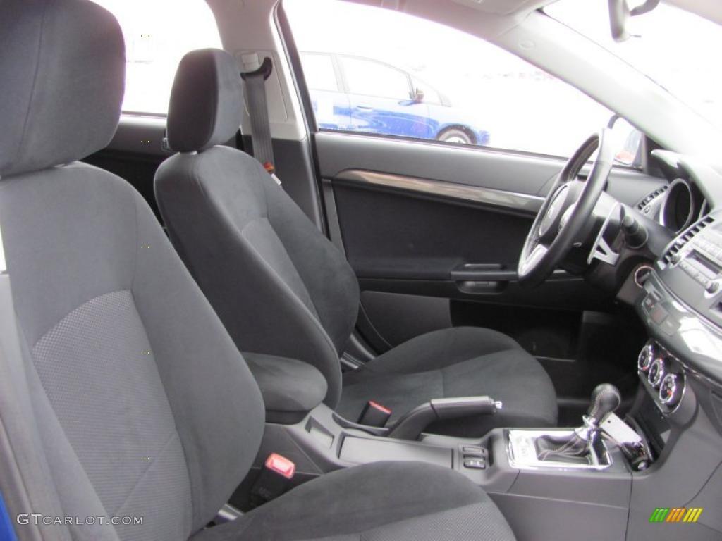 2010 Mitsubishi Lancer Sportback Ralliart Awd Interior Photo 41998236