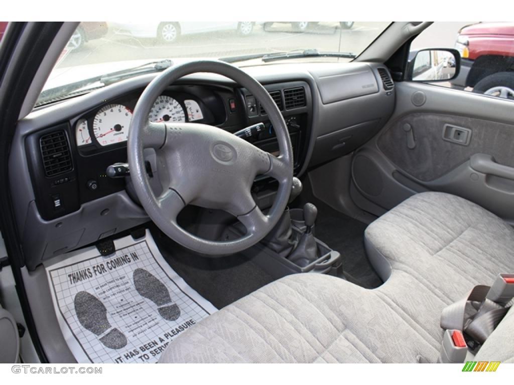 2001 toyota tacoma regular cab 4x4 interior photo - 1997 toyota tacoma interior parts ...