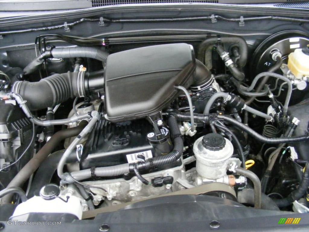 2010 Toyota Tacoma Access Cab 4x4 2 7 Liter Dohc 16