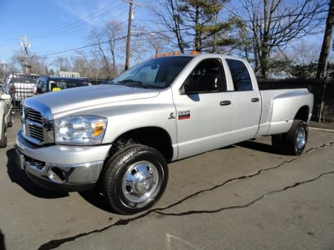 2008 Dodge Ram 3500 ST Quad Cab 4x4 Dually Data, Info and Specs