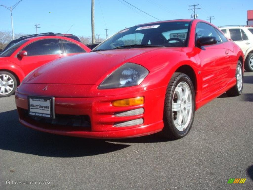 2000 saronno red mitsubishi eclipse gt coupe 42033906 car color galleries. Black Bedroom Furniture Sets. Home Design Ideas