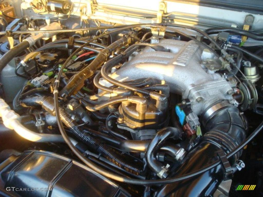 99 nissan pathfinder engine