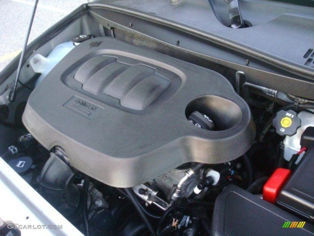 2008 Chevrolet Hhr Lt 2 2l Ecotec Dohc 16v 4 Cylinder Engine Photo
