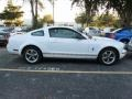 2006 Performance White Ford Mustang V6 Deluxe Coupe  photo #2