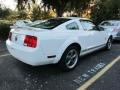 2006 Performance White Ford Mustang V6 Deluxe Coupe  photo #3