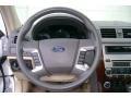2010 White Platinum Tri-coat Metallic Ford Fusion SEL V6  photo #11