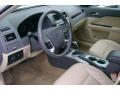2010 White Platinum Tri-coat Metallic Ford Fusion SEL V6  photo #24