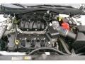 2010 White Platinum Tri-coat Metallic Ford Fusion SEL V6  photo #30