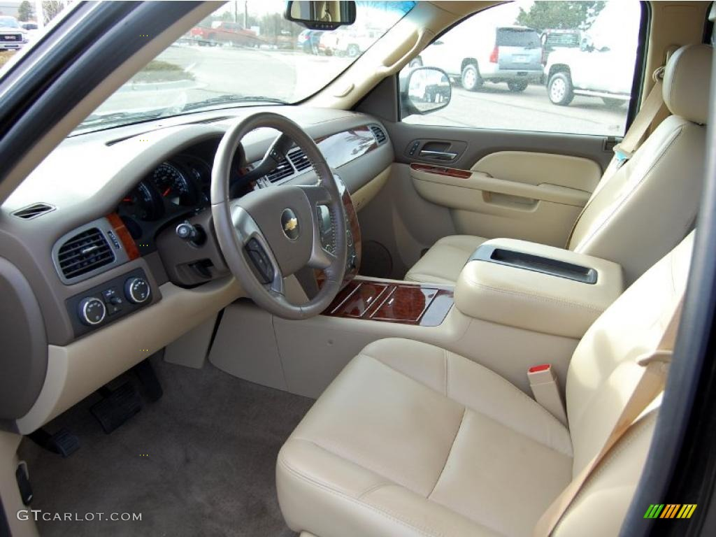 2010 Chevrolet Suburban Ltz 4x4 Interior Photo 42077083