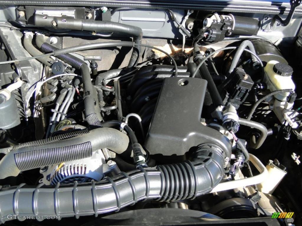 on 1998 Ford Ranger 3 0 Motor