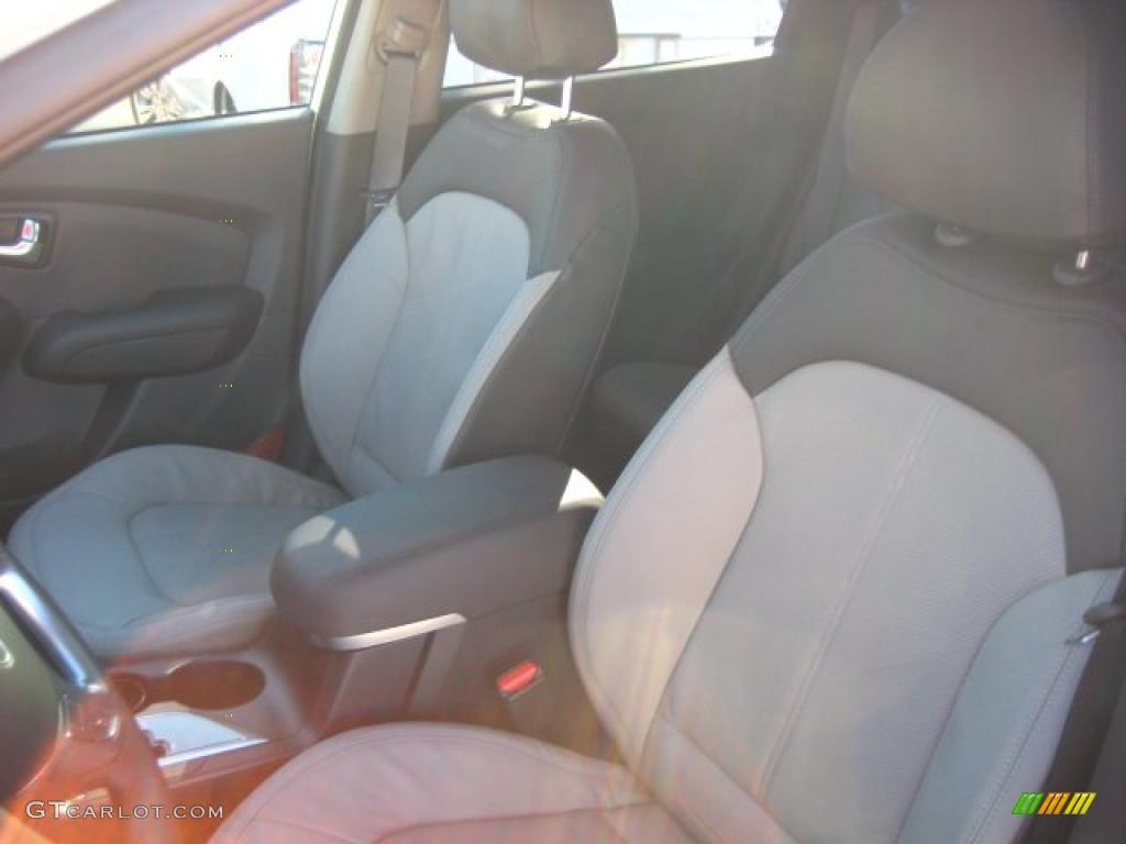 2011 Hyundai Tucson Limited Interior Photo 42085607