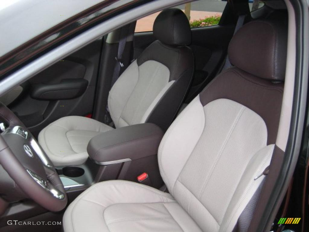 2011 Hyundai Tucson Limited Interior Photo 42085755