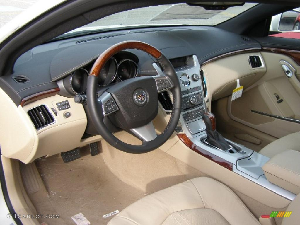 cashmere cocoa interior 2011 cadillac cts coupe photo. Black Bedroom Furniture Sets. Home Design Ideas
