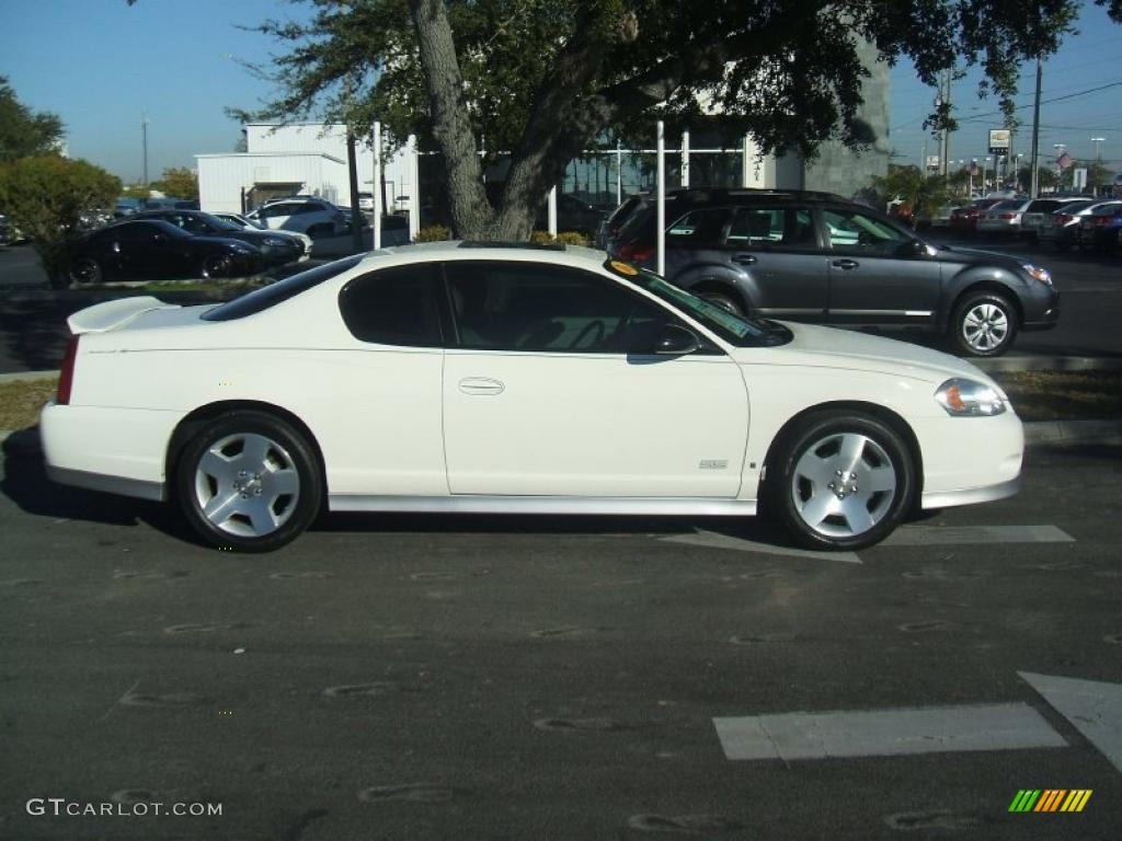 white 2006 chevrolet monte carlo ss exterior photo. Black Bedroom Furniture Sets. Home Design Ideas