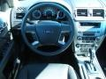 2011 Blue Flame Metallic Ford Fusion SE  photo #8
