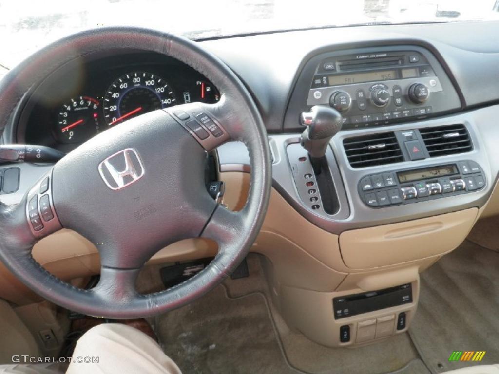 2009 Honda Odyssey Ex L Controls Photo 42114413