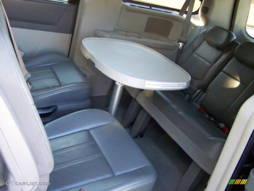 2008 Chrysler Town Country Touring Interior Photo 42115145
