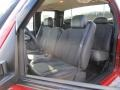 2005 Victory Red Chevrolet Silverado 1500 LS Extended Cab 4x4  photo #17