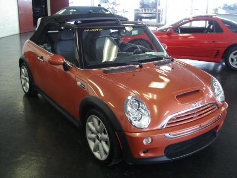 2005 mini cooper s convertible specs. Black Bedroom Furniture Sets. Home Design Ideas