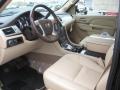 Cashmere/Cocoa 2011 Cadillac Escalade Interiors