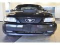 2001 Black Ford Mustang GT Coupe  photo #3