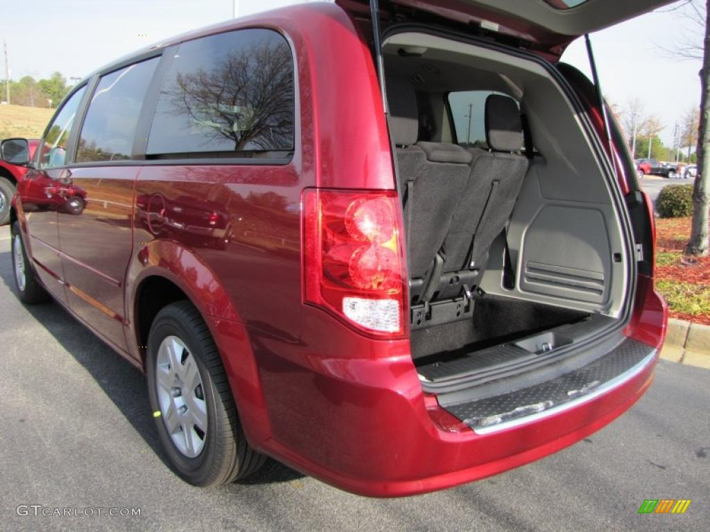 2011 dodge grand caravan express trunk photo 42139243. Cars Review. Best American Auto & Cars Review