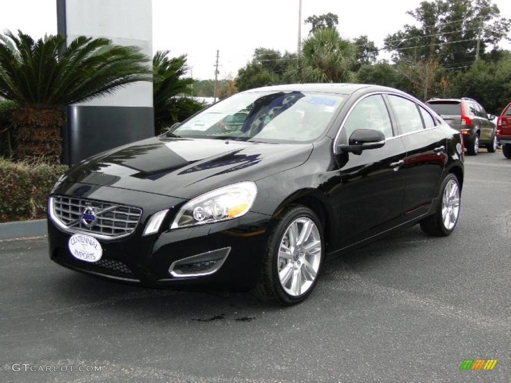2011 black volvo s60 t6 awd 42099902 car. Black Bedroom Furniture Sets. Home Design Ideas