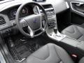 Off Black/Charcoal 2011 Volvo XC60 Interiors