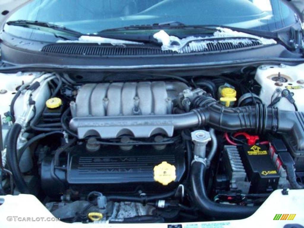 2000 Dodge Stratus Engine Diagram Wiring Library 2001 Es 25 Liter Sohc 24 Valve V6 Photo 42158848