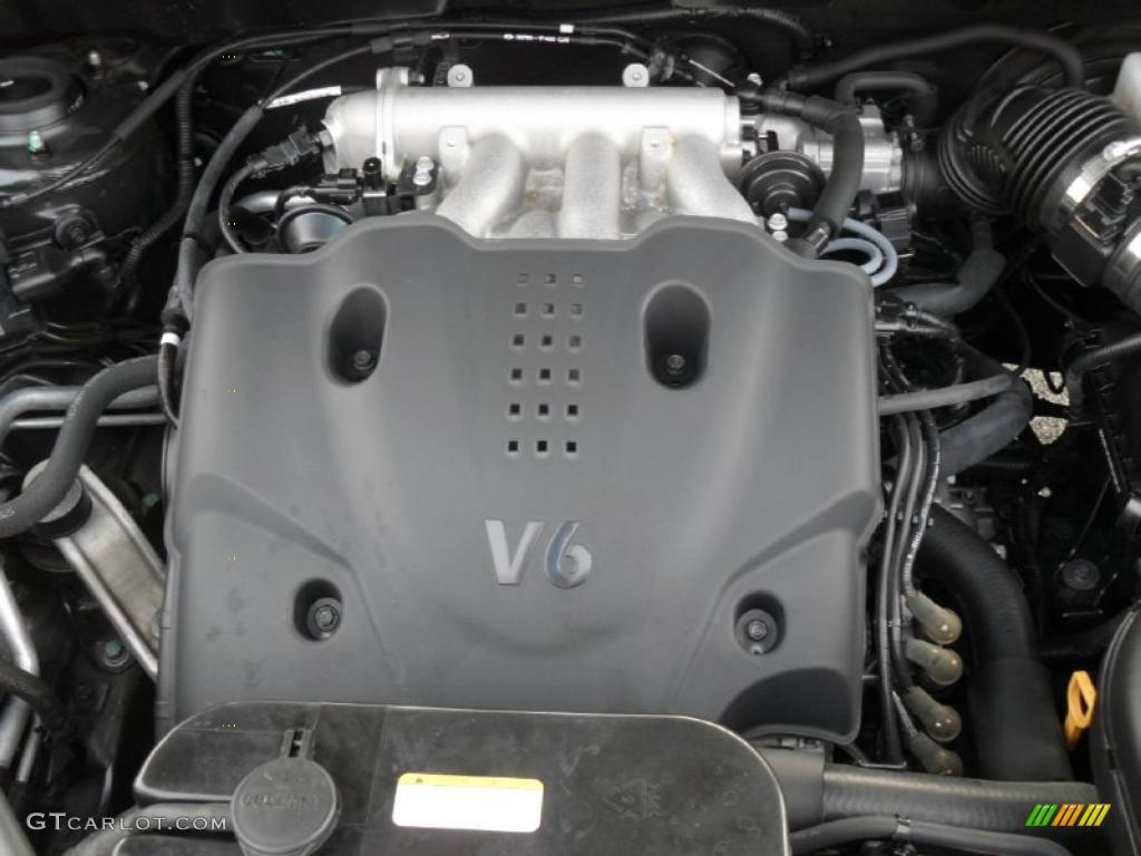 2008 kia sportage ex v6 2 7 liter dohc 24 valve v6 engine. Black Bedroom Furniture Sets. Home Design Ideas