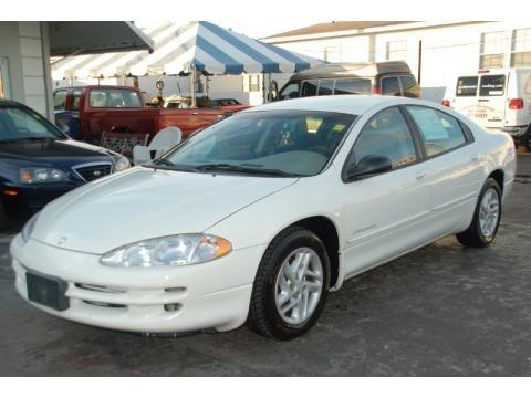 1999 Dodge Intrepid Data