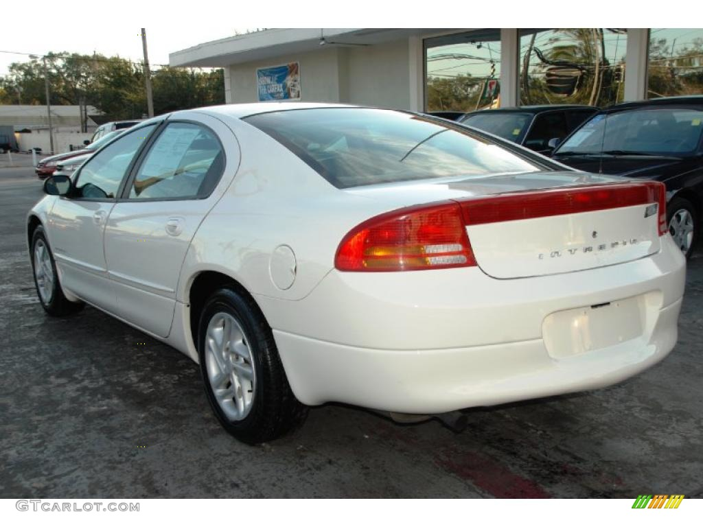 Stone White 1999 Dodge Intrepid Exterior Photo #42170112 | GTcarlot ...