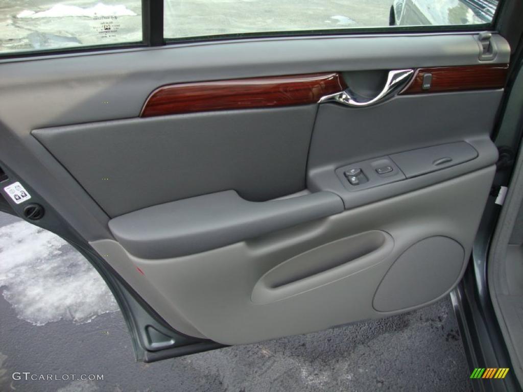 2004 Cadillac Deville Dts Dark Gray Door Panel Photo 42174616