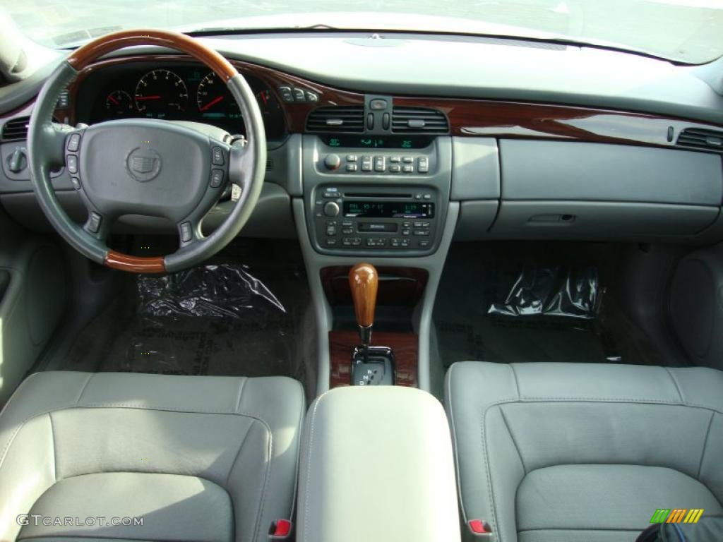 2004 Cadillac Deville Dts Dark Gray Dashboard Photo 42174640