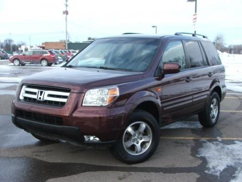 2008 honda pilot special edition data info and specs. Black Bedroom Furniture Sets. Home Design Ideas
