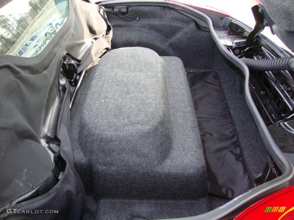 2008 Pontiac Solstice Gxp Roadster Trunk Photos