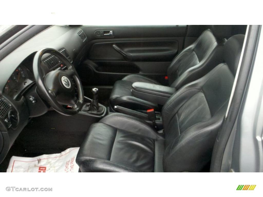 Volkswagen Gti Vr6 Specs >> Black Interior 2003 Volkswagen GTI 1.8T Photo #42192411 ...