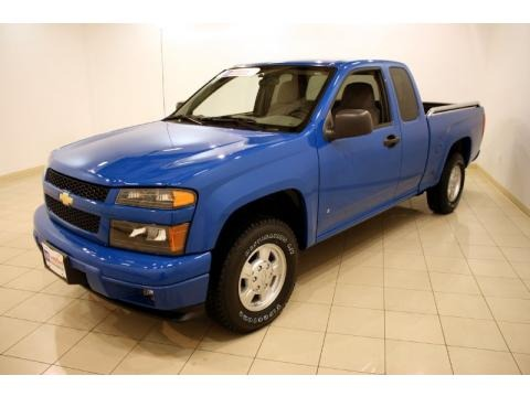 2007 chevrolet colorado work truck extended cab data info. Black Bedroom Furniture Sets. Home Design Ideas