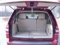 2007 Vivid Red Metallic Lincoln Navigator Luxury  photo #6