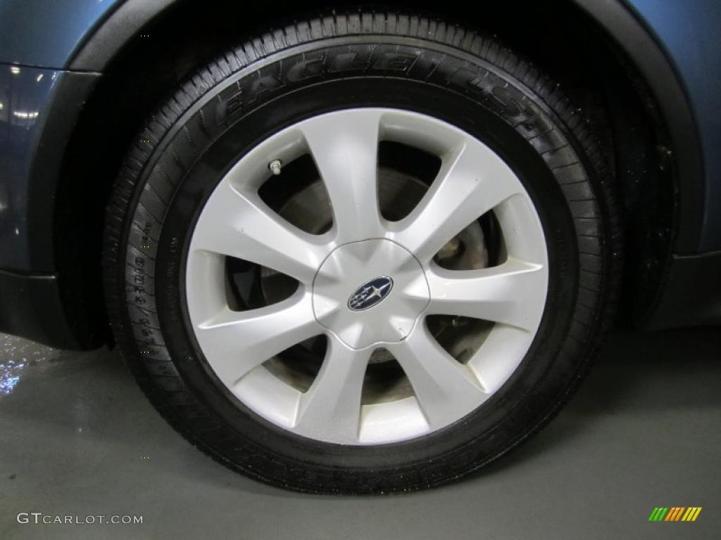 2006 Subaru B9 Tribeca Limited 7 Passenger Wheel Photo 42194999 Gtcarlot Com