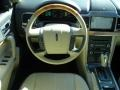 Dashboard of 2011 MKZ Hybrid