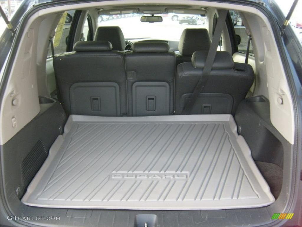 2007 subaru b9 tribeca limited 5 passenger trunk photos. Black Bedroom Furniture Sets. Home Design Ideas