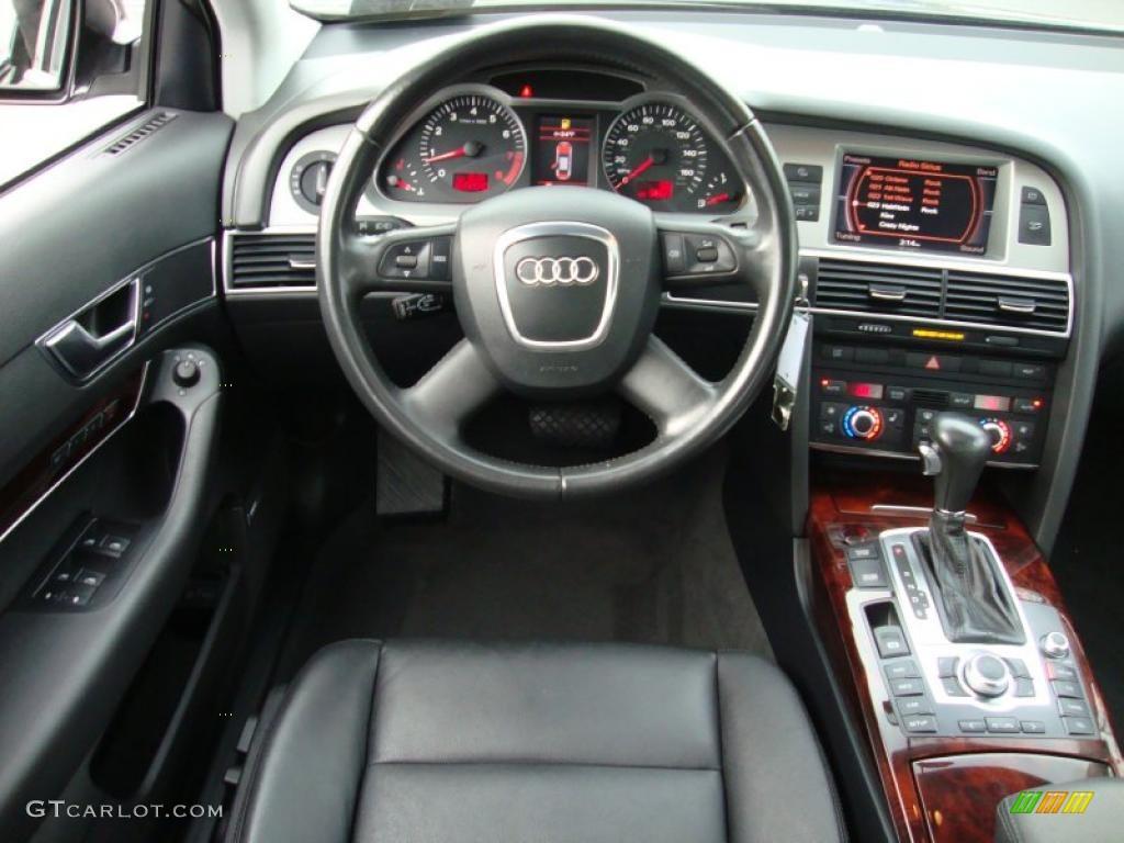 2007 Audi A6 4 2 Quattro Sedan Dashboard Photos Gtcarlot Com