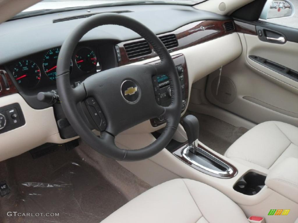 Neutral Interior 2011 Chevrolet Impala Ltz Photo 42205895
