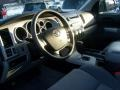 2008 Blue Streak Metallic Toyota Tundra SR5 Double Cab 4x4  photo #12