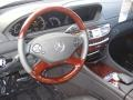 Dashboard of 2011 CL 550 4MATIC
