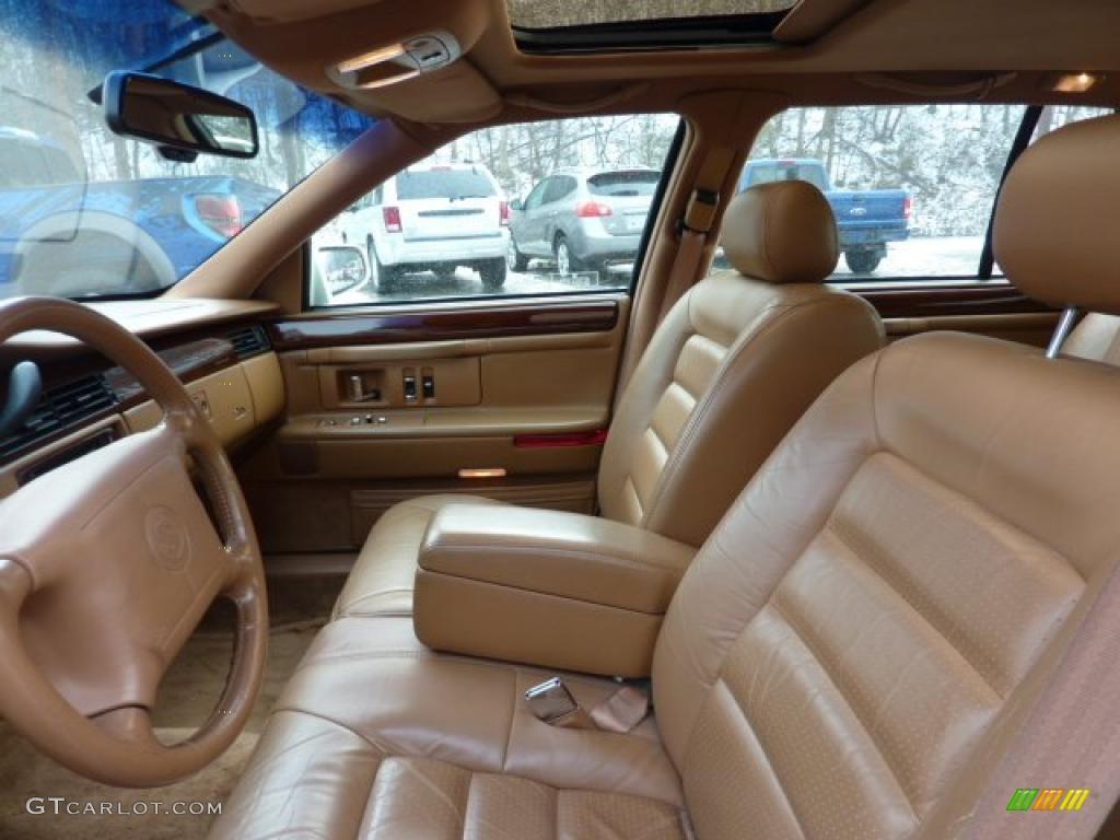 1995 Cadillac Deville Concours Interior Photo 42224700
